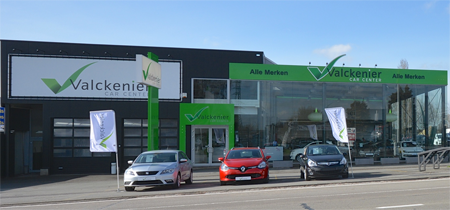 Valckenier Car Center