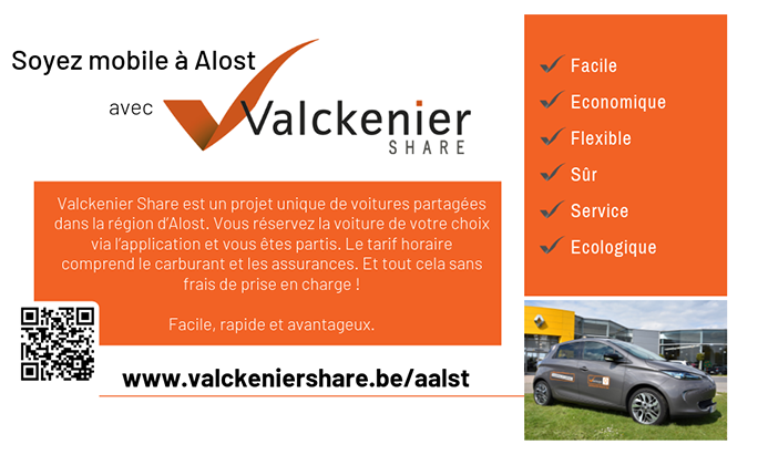 Valckenier Share Aalst